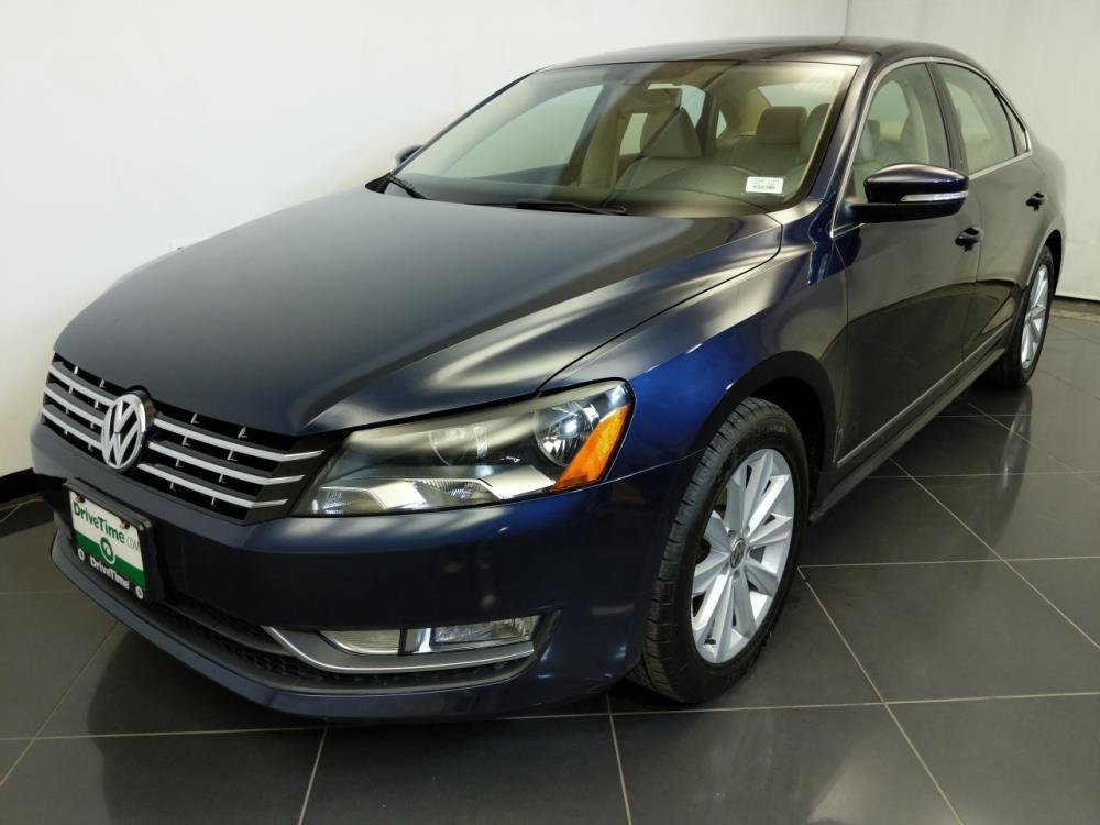 2013 Volkswagen Passat 2.5L SEL Premium - 1010160265