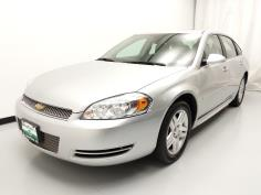 2014 Chevrolet Impala Limited LT
