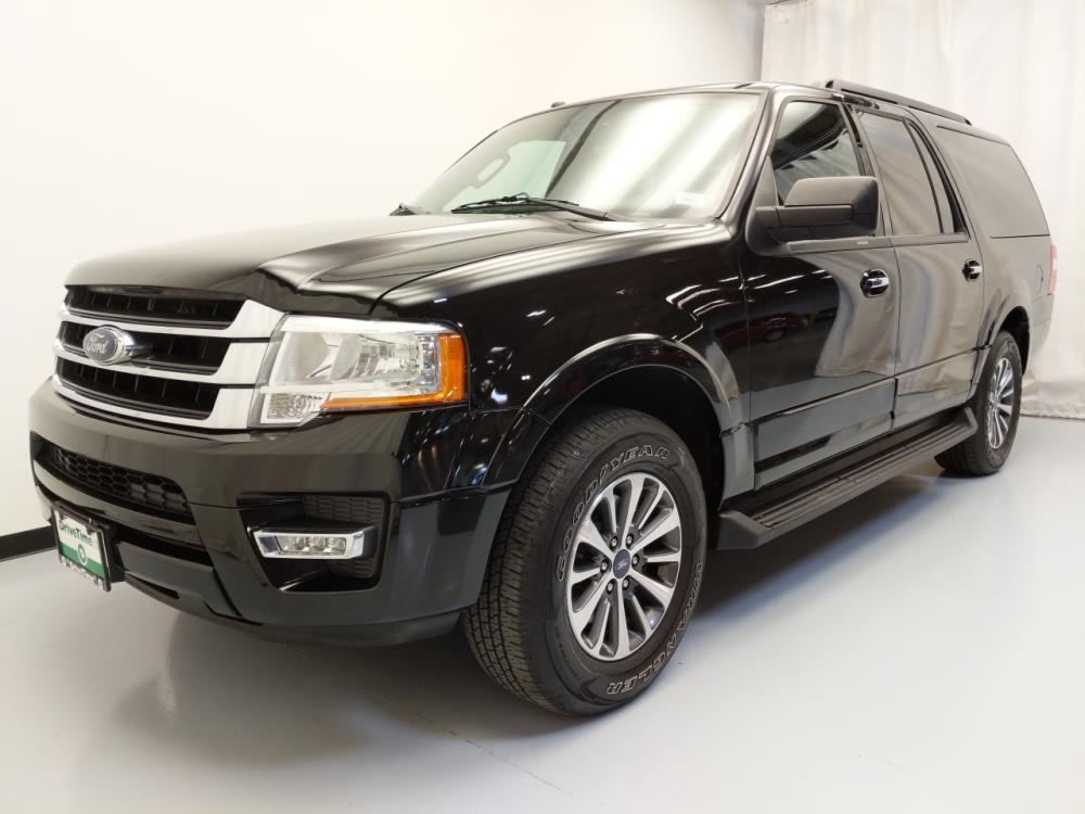2017 ford expedition el xlt for sale in bakersfield 1010160392 drivetime. Black Bedroom Furniture Sets. Home Design Ideas