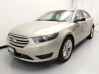 2017 Ford Taurus Limited - 1010160393