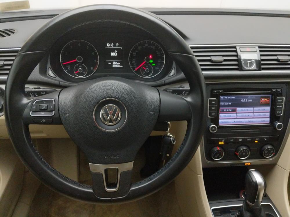 2015 Volkswagen Passat 1.8T Wolfsburg Edition - 1010160583