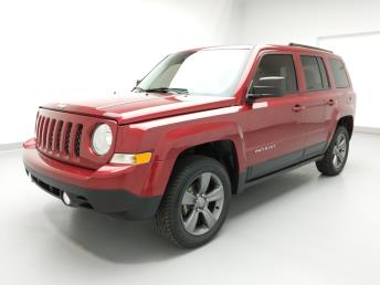 Used 2015 Jeep Patriot