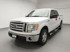 2010 Ford F-150 SuperCrew Cab XLT 5.5 ft