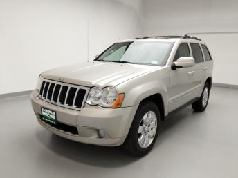 Used 2008 Jeep Grand Cherokee