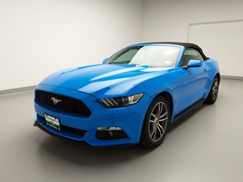 2017 Ford Mustang EcoBoost Premium - 1010162731