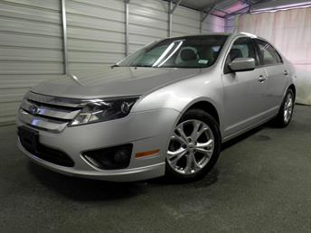 2012 Ford Fusion - 1030153073