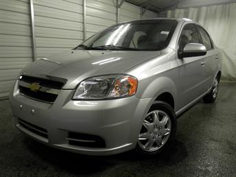 2011 Chevrolet Aveo - 1030158907