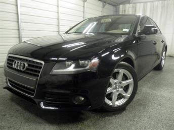 2009 Audi A4 - 1030159904