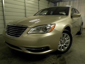 2014 Chrysler 200 - 1030160074