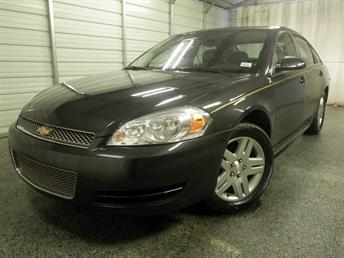 2012 Chevrolet Impala - 1030160227