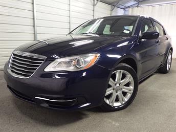 2013 Chrysler 200 - 1030160624