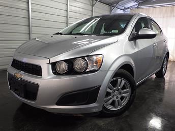 2014 Chevrolet Sonic - 1030161039