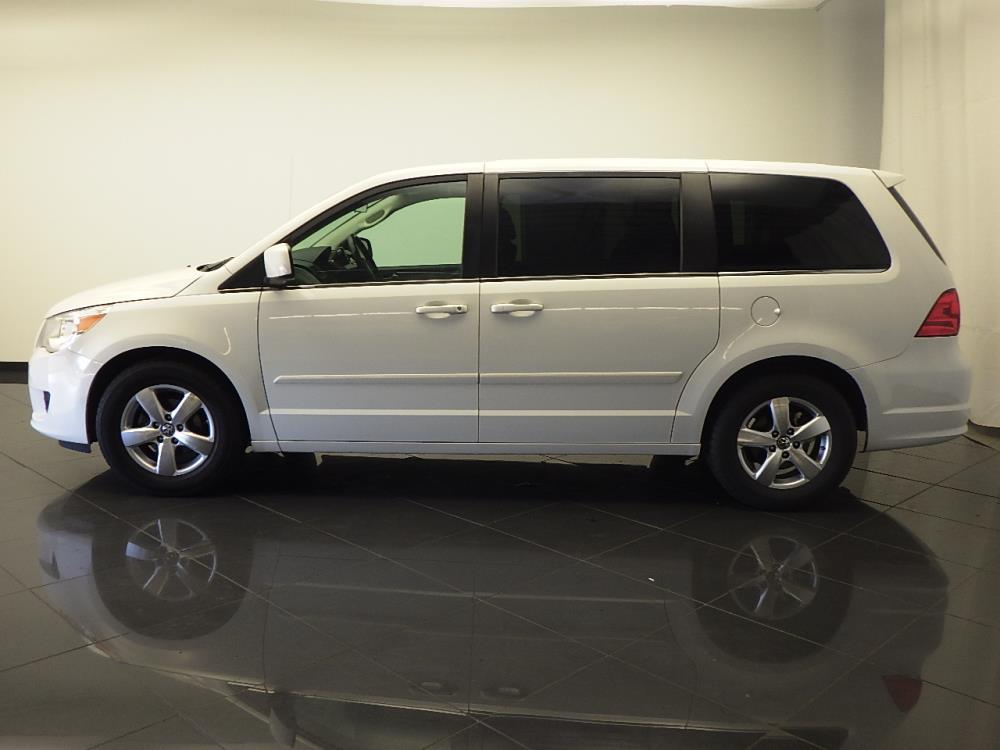 2009 Volkswagen Routan For Sale In Atlanta 1030162712