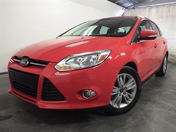 2012 Ford Focus - 1030163242