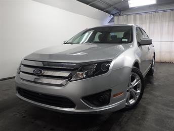 2012 Ford Fusion - 1030163913