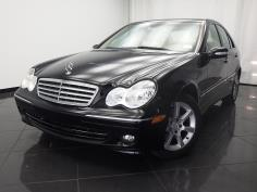2007 Mercedes-Benz C 280 Luxury 4MATIC