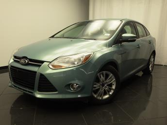 2012 Ford Focus - 1030164111
