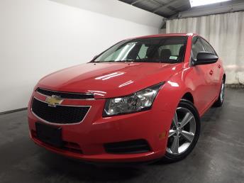 2014 Chevrolet Cruze - 1030164405