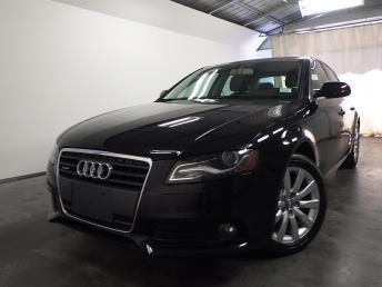2012 Audi A4 - 1030164488