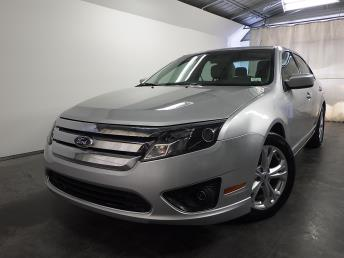 2012 Ford Fusion - 1030164595