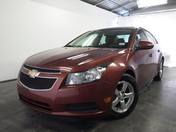 2013 Chevrolet Cruze - 1030164662