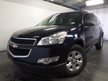 2012 Chevrolet Traverse - 1030164712
