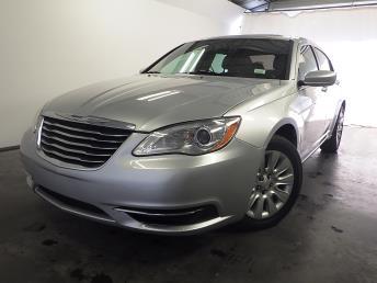 2012 Chrysler 200 - 1030164999