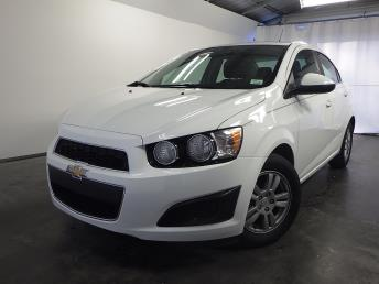 2014 Chevrolet Sonic - 1030165203