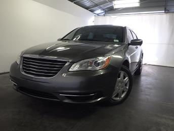 2012 Chrysler 200 - 1030165455