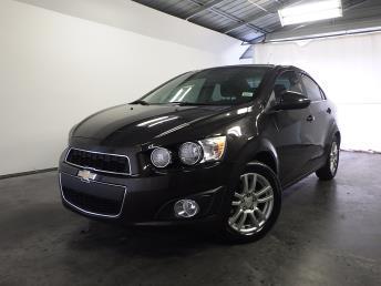 2013 Chevrolet Sonic - 1030165664