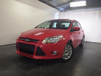 2012 Ford Focus - 1030166251