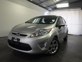 2012 Ford Fiesta - 1030166372