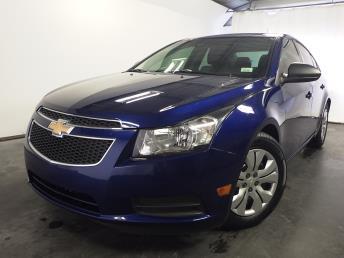 2012 Chevrolet Cruze - 1030166618