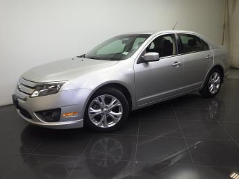 2012 Ford Fusion - 1030167106