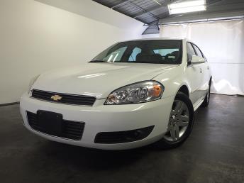 2011 Chevrolet Impala - 1030167129