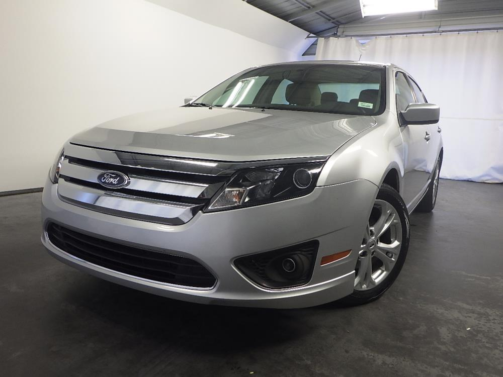 2012 Ford Fusion - 1030167474