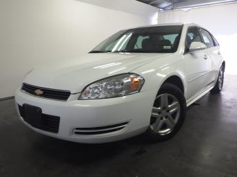 2011 Chevrolet Impala - 1030167681