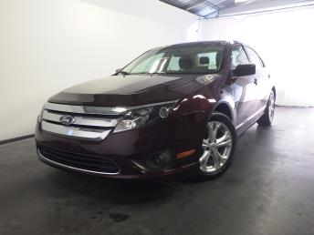 2012 Ford Fusion - 1030167785
