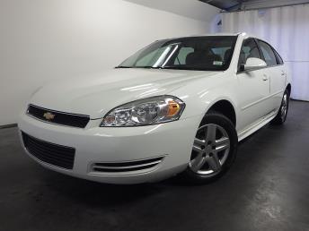 2012 Chevrolet Impala - 1030167800