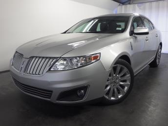 2009 Lincoln MKS - 1030168081