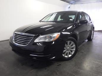 2012 Chrysler 200 - 1030168152