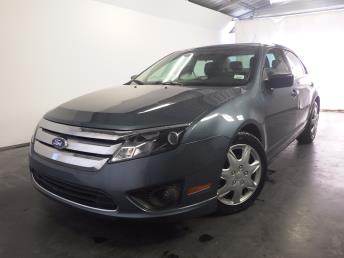 2011 Ford Fusion - 1030168280