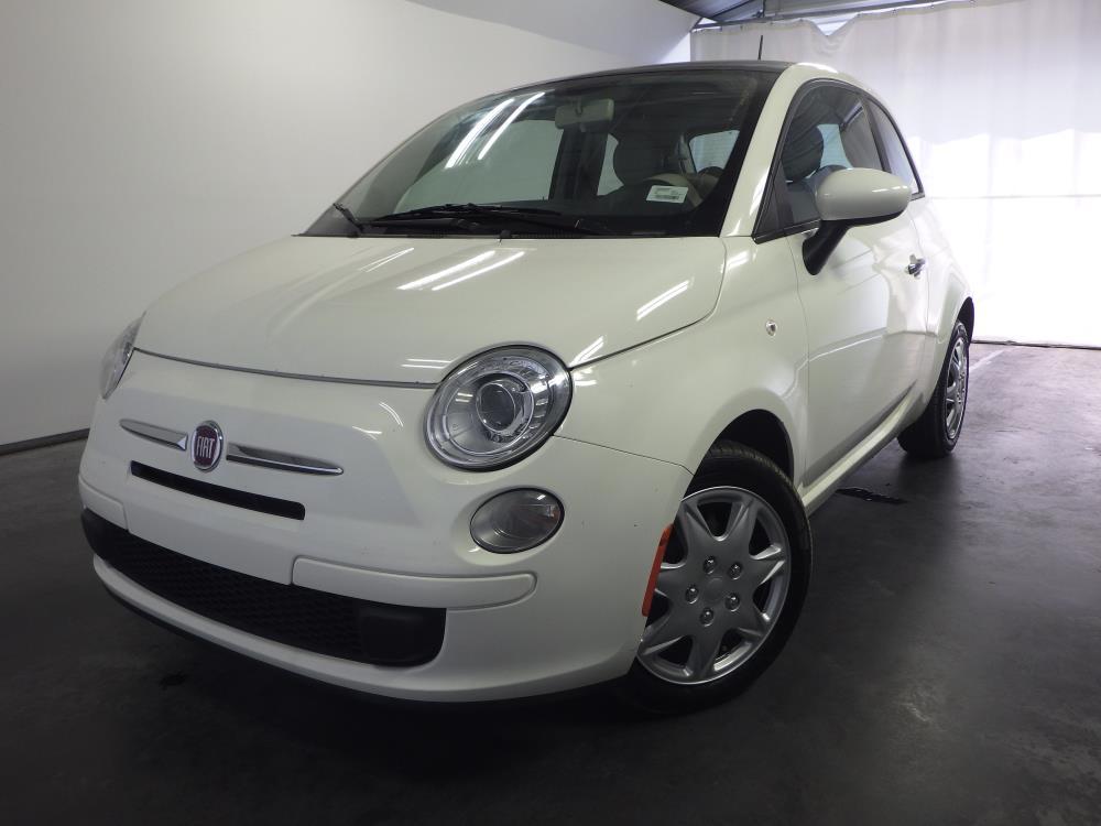 2012 FIAT 500 - 1030168432