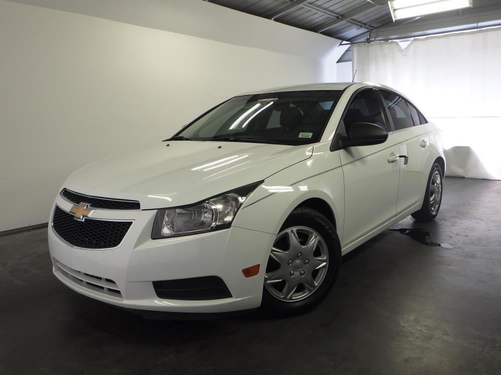 2011 Chevrolet Cruze - 1030168633
