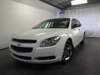 2012 Chevrolet Malibu - 1030168719
