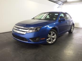 2012 Ford Fusion - 1030168780