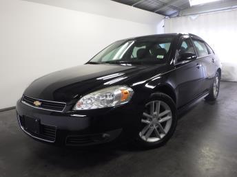 2011 Chevrolet Impala - 1030169045