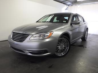 2014 Chrysler 200 - 1030169136