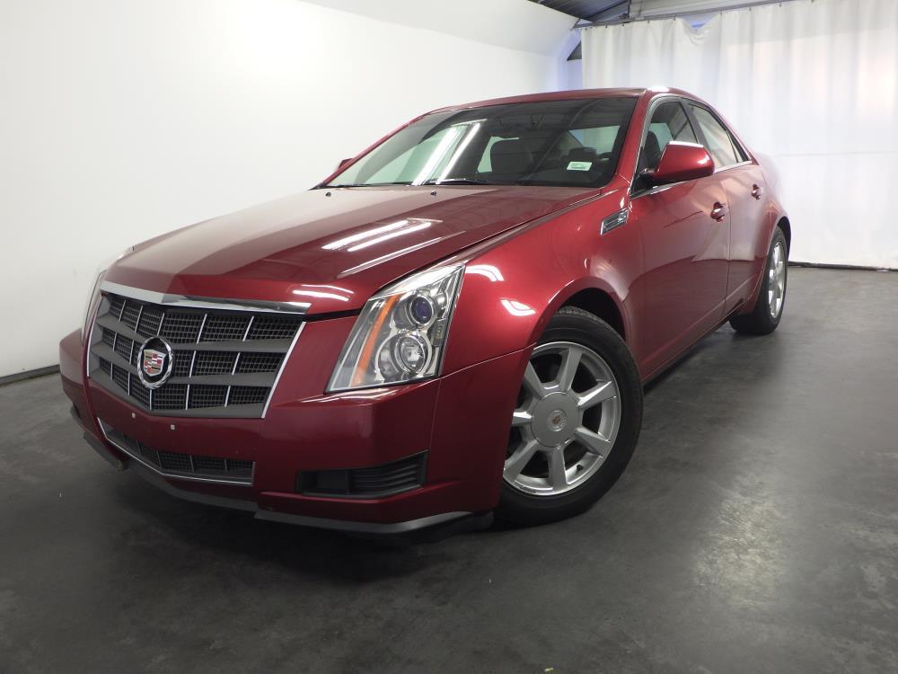 2009 Cadillac CTS - 1030169195