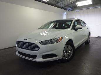 2014 Ford Fusion - 1030170082